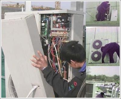 新科科空空调电路板接线图
